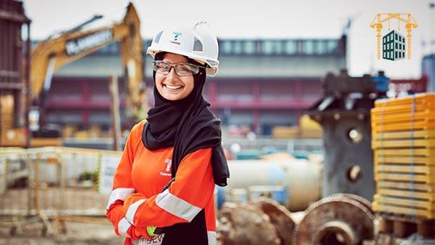 بازار کار مهندسی عمران برای خانم ها