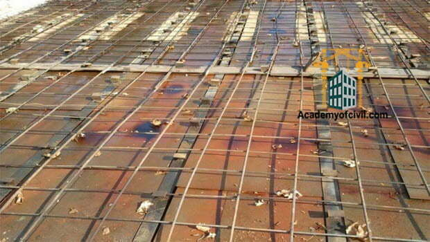 سقف تیرچه کرومیت