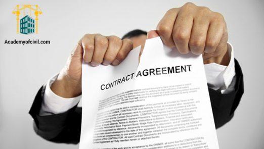 فسخ قرارداد مشارکت در ساخت (۵)