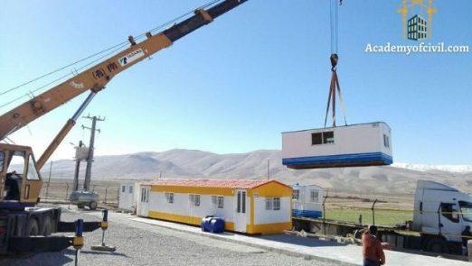 تجهیز کارگاه ساختمانی(۹)