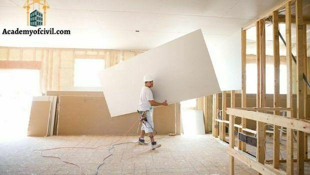 نازک کاری چیست ، کاربرد دیوار خشک یا درای وال