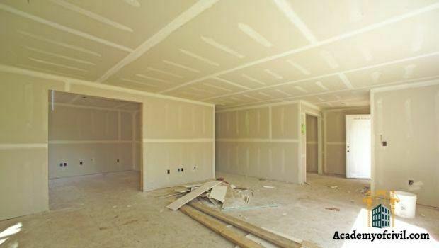 نازک کاری چیست ، مزایای دیوار خشک یا درای وال